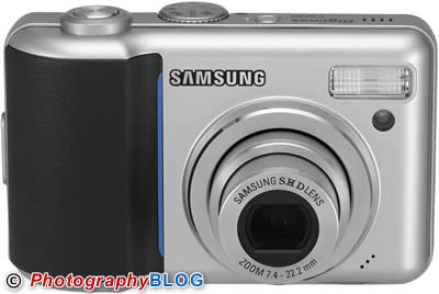 Samsung Digimax S800