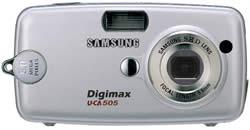 Samsung Digimax U-CA 505