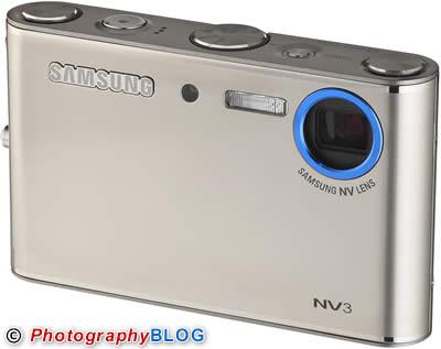 Samsung NV3 Silver