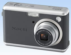 Sanyo Xacti S6 Launches in Japan