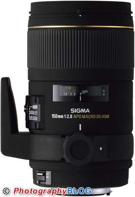 Sigma APO MACRO 150mm F2.8 EX DG HSM