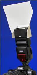 Sigma Flash Bounce Reflector