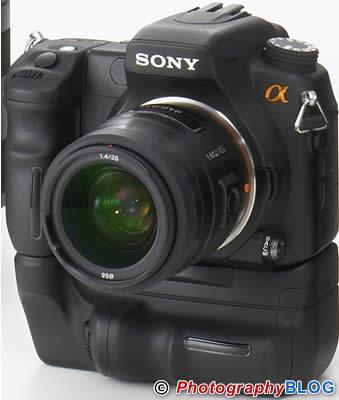 Sony Alpha DSLR