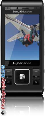 Sony Ericsson C905 Cyber-shot