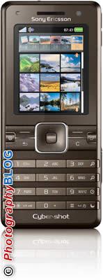 Sony Ericsson K770 Cyber-shot Phone