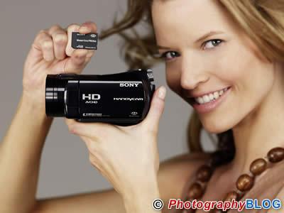 Driver Handycam Sony Dcr-hc20e