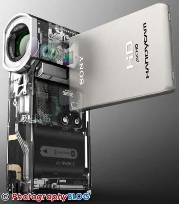 Sony HDR-TG1 Handycam