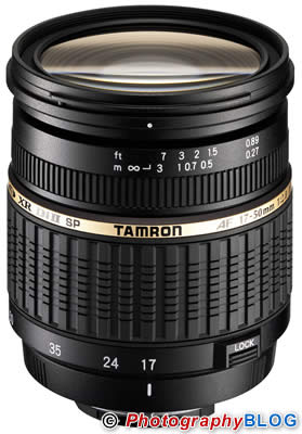 Tamron SP AF 17-50mm F2.8 XR Di ll LD Aspherical (IF) Lens