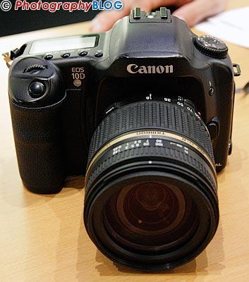Tamron 18-250mm Lens