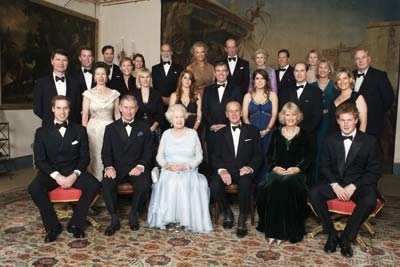 British Royal Family by Tim Graham