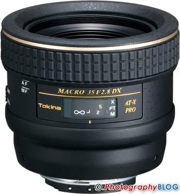 Tokina ATX 35mm F2.8 Macro PRO DX