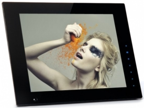 New Motion-Sensing Digital Picture Frames from NIX | Photography Blog