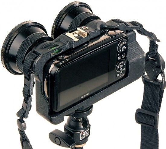 Cyclopital3D Unveils Accessories for FinePix Real 3D W3