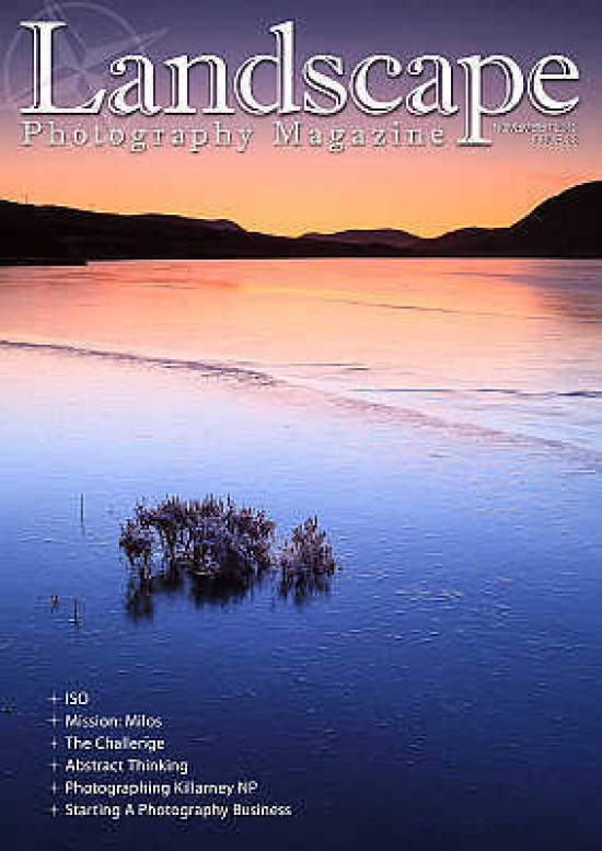 magazine landscape issue inverpolly assynt nikon b500 coolpix