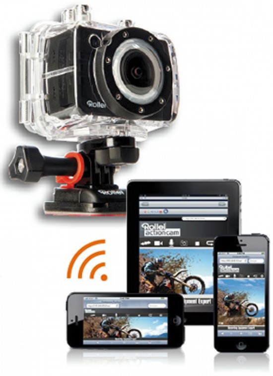 rollei actioncam 5s wifi photography blog. Black Bedroom Furniture Sets. Home Design Ideas