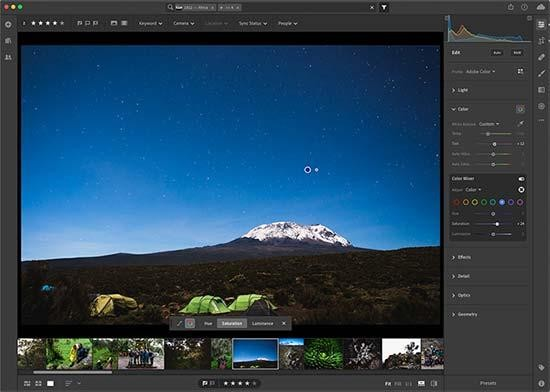 Adobe Updates Camera Raw, Lightroom Classic CC, and Lightroom CC for