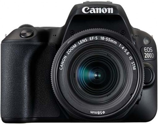 Canon Eos 200d Review Photography Blog