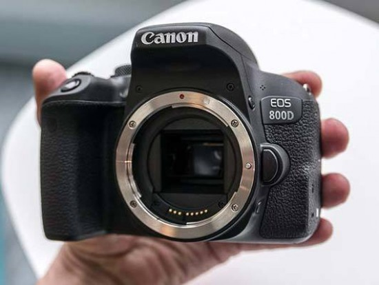 Canon EOS 800D First Impressions Review | Photography Blog