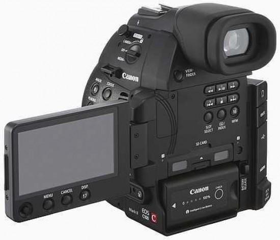 Canon EOS C100 Mark II | Photography Blog