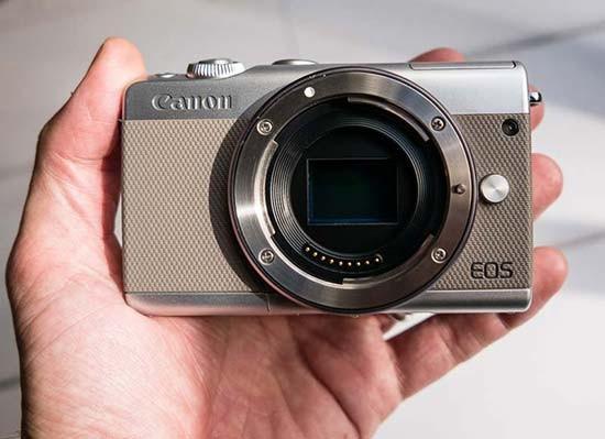 canon eos m100 hands on photos photography blog