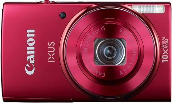 Canon IXUS 155 Review - Rivals | Photography Blog