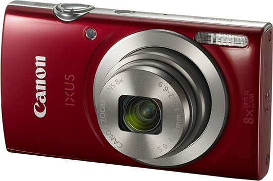 Canon IXUS 185 Review | Photography Blog