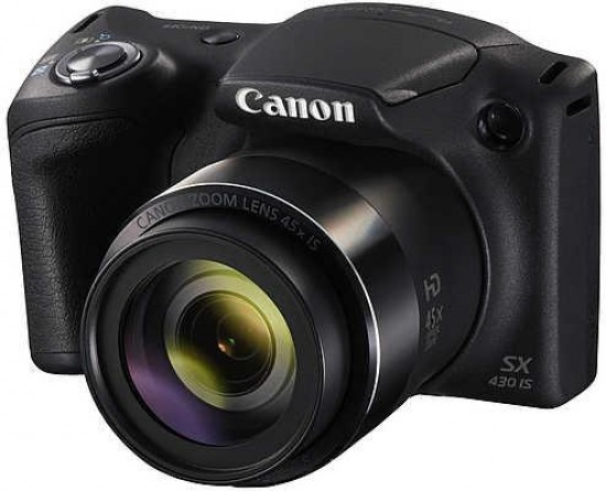 Canon PowerShot SX430 IS Review - Rivals | Photography Blog
