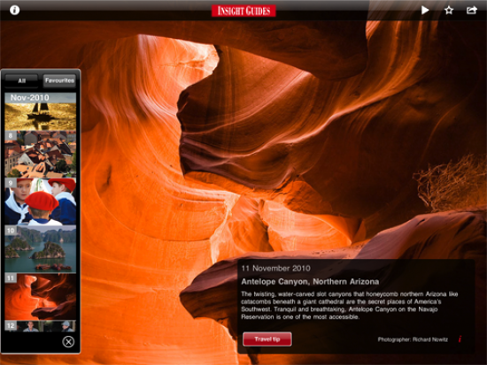 Insight Guides Travel Photography App for iOS | Photography Blog
