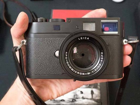 Leica M Monochrom Hands-On Photos | Photography Blog