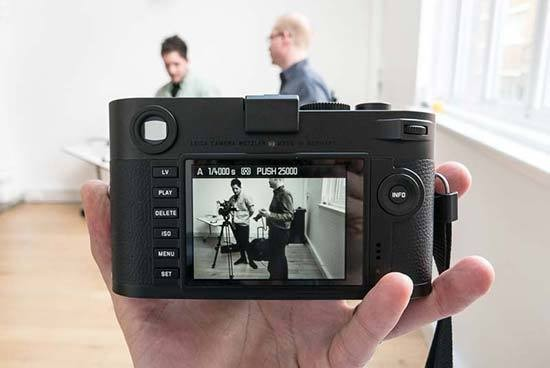 Leica M Monochrom (Typ 246) Hands-on Photos | Photography Blog