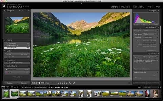 Adobe Posts Lightoom 3 Beta Help   Photography Blog