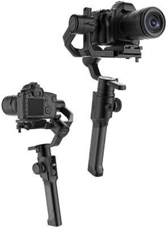 MOZA Air2 Motorized Gimbal Stabilizer | Photography Blog