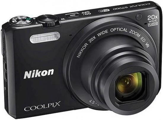 Nikon Coolpix S7000 Review - Rivals | Photography Blog