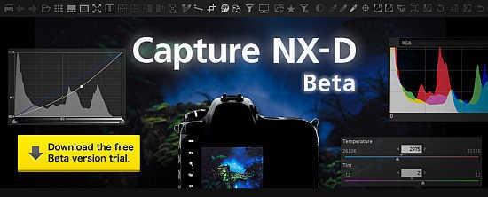 Nikon Capture NX-D Beta | Photography Blog