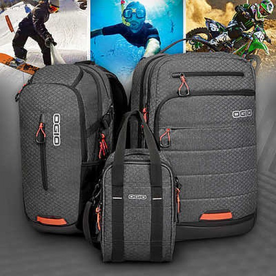 Ogio Will Showcase And Launch Its Newly Designed Collection Of Action Camera Bags At Outdoor Retailer Summer 2017 The New Range Includes Hogo