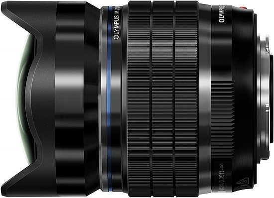 Olympus M Zuiko Digital ED 8mm f/1 8 Fisheye Pro Review