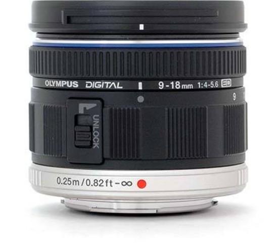 Olympus MZUIKO Digital ED 9 18mm F 4 56 Introduction