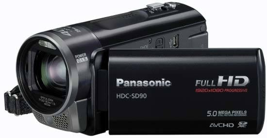 panasonic sd40 tm40 hs80 tm80 sd80 tm90 and sd90 photography blog rh photographyblog com Panasonic DMR ES40V Manual Panasonic TV Manual