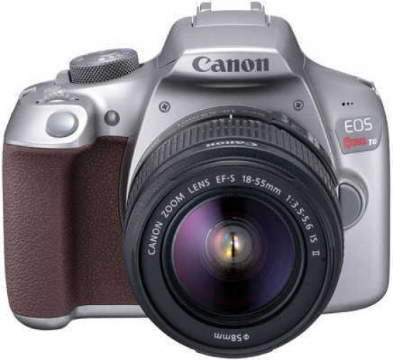Canon Usa Launch Grey Version Of Eos Rebel T6 Photography Blog