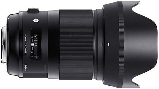 Sigma 40mm F1 4 DG HSM Review | Photography Blog