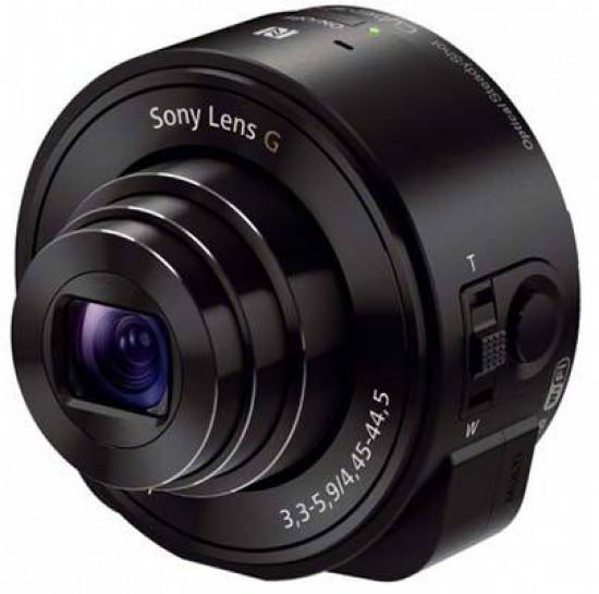 Sony Cyber-shot DSC-QX10 Introduction