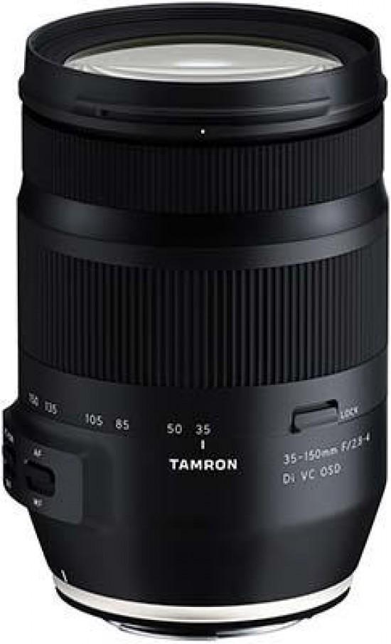 Sony E Mount Full Frame Lenses >> Tamron 35-150mm F/2.8-4 Di VC OSD Specs, Price ...