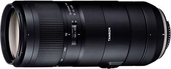 Tamron 70-210mm F/4 Di VC USD Lens for Full-frame DSLR Cameras ...