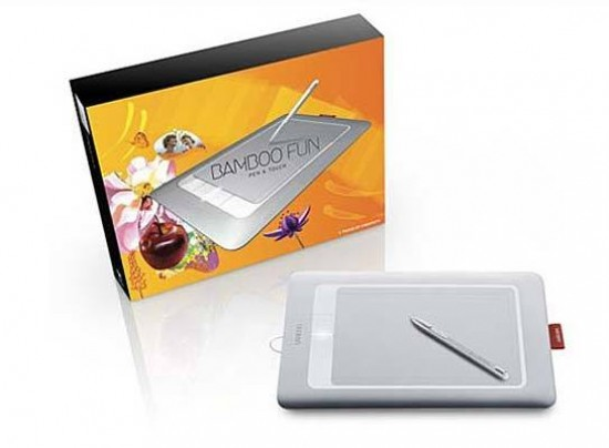 Interactive Pen Displays & Tablet Styluses