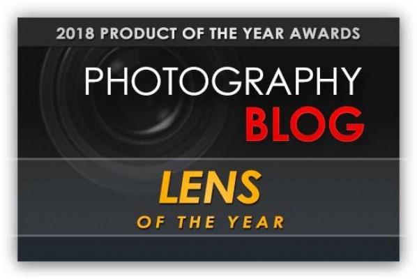 Photography Blog Lens of the Year Award 2018