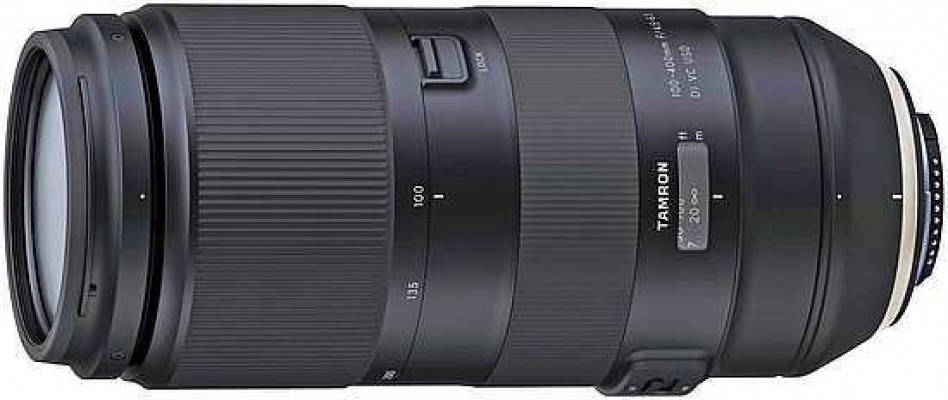 Tamron 100-400mm F/4.5-6.3 Di VC USD Review