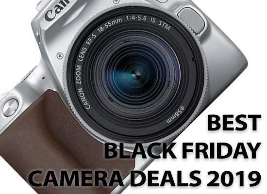 Best Black Friday Camera Deals 2019