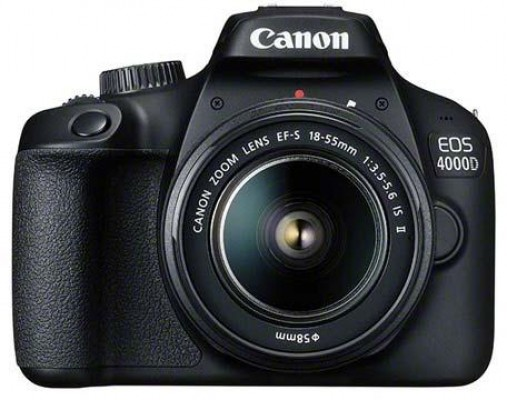 Canon EOS 4000D Review | Photography Blog