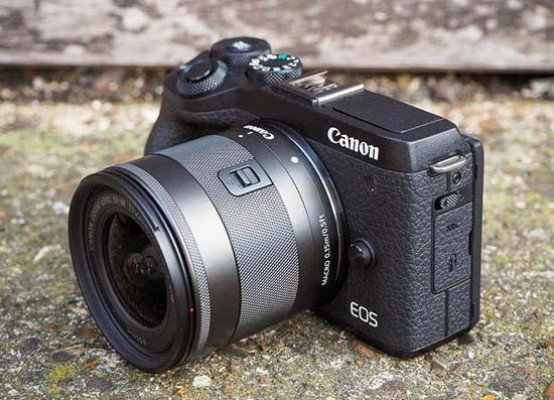Canon Adds 24p Video to EOS M6 Mark II