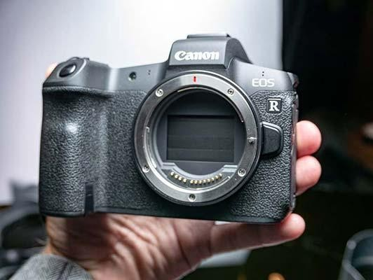 Canon EOS R Hands-on Photos